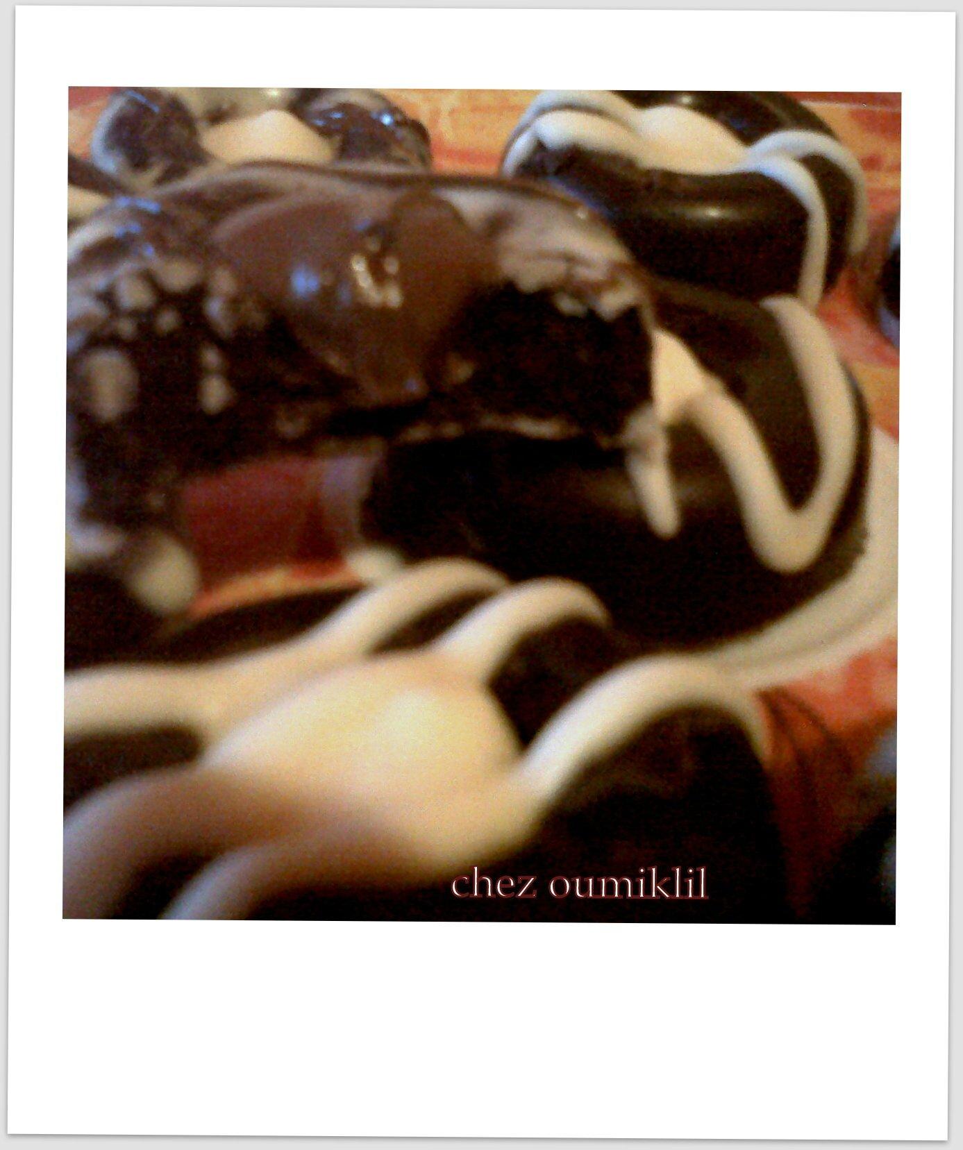 petits délices aux chocolat façon cake balls