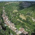 Rocamadour, panorama (46)