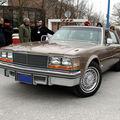 La cadillac seville 4door sedan de 1978 (23ème salon champenois du véhicule de collection)