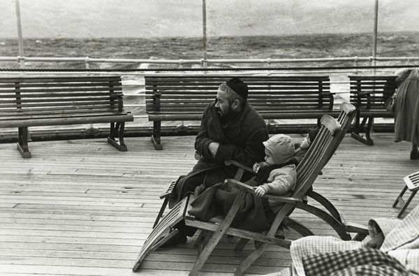 Coming to America, circa 1951 louis stettner