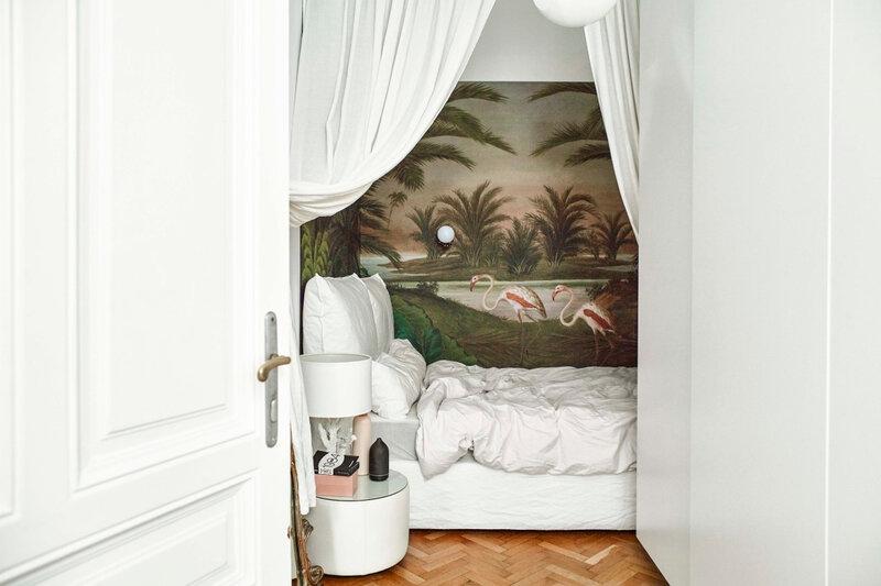 Creative apartment in Vienna photos by Philipp Jelenska (1)