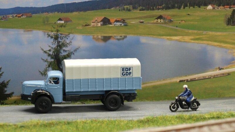 #85320-Berliet GLR8 EDF