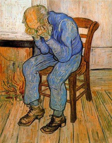 14 vieillard-triste