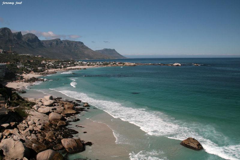 Clifton beach 1,2,3,4