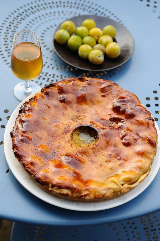 pâté aux prunes