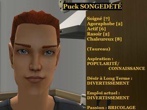 Puck SONGEDETE