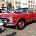 Mercedes benz 230 sl convertible version us
