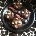 Muffins mars et chocolat