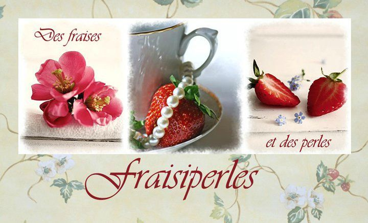 CARTE FRAISIPERLES