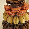 #calendrier de l'avent j-23 macarons vanille