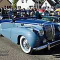 Daimler db18 special sports drophead coupe-1951