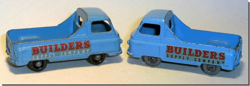 Lesney Matchbox 60 A 6