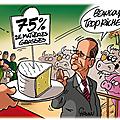 Humour: françois hollande s'attaque aux très hauts revenus