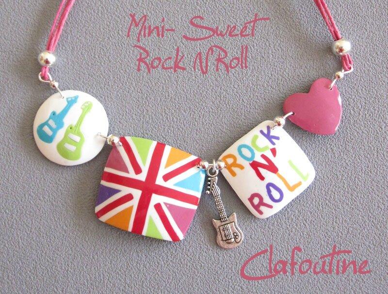 Mini Sweet Rock and Roll