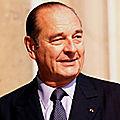 1976 - le 1er ministre jacques chirac demissionne