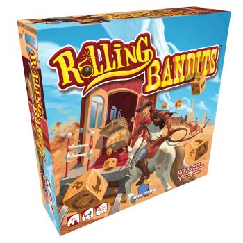 Boutique jeux de société - Pontivy - morbihan - ludis factory - Rolling bandits