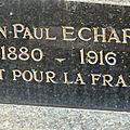 Echard léon (ménétréols sous vatan) + 02/01/1917 chilly (80)