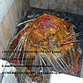 Le fétiche ancestral legba du maitre marabout d'afrique fassi