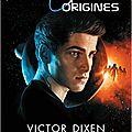 Phobos, origines, tome 2,5, de victor dixen