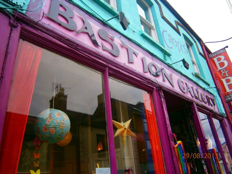 athlone bastion gallery