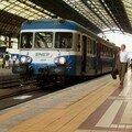 X 2800 en gare de Bordeaux