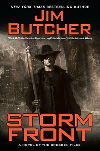 StormFront Jim Butcher