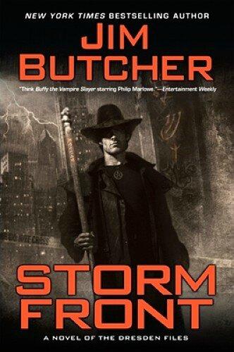 Au gré de mes lectures - Storm Front de Jim Butcher
