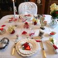 TABLE SAINT-VALENTIN