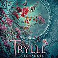 Trylle, tome 1 : echangée de amanda hocking #roussette