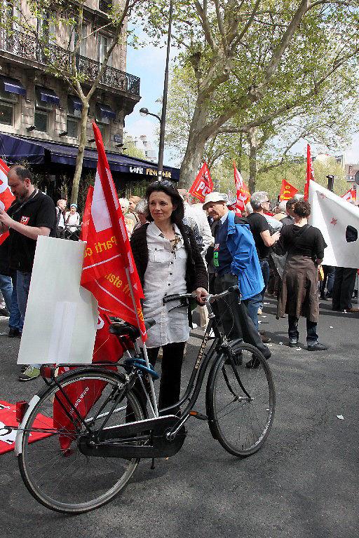 Vélo Manif 6ème république_9494