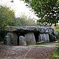 Dolmen de la frebouchère ( le bernard 85 )