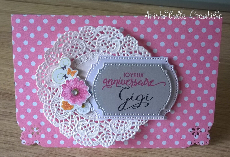 Carte anniversaire chatons fripons - 5 juil 18