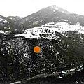 16/02/1978 - mont-louis : boule brillante orangée