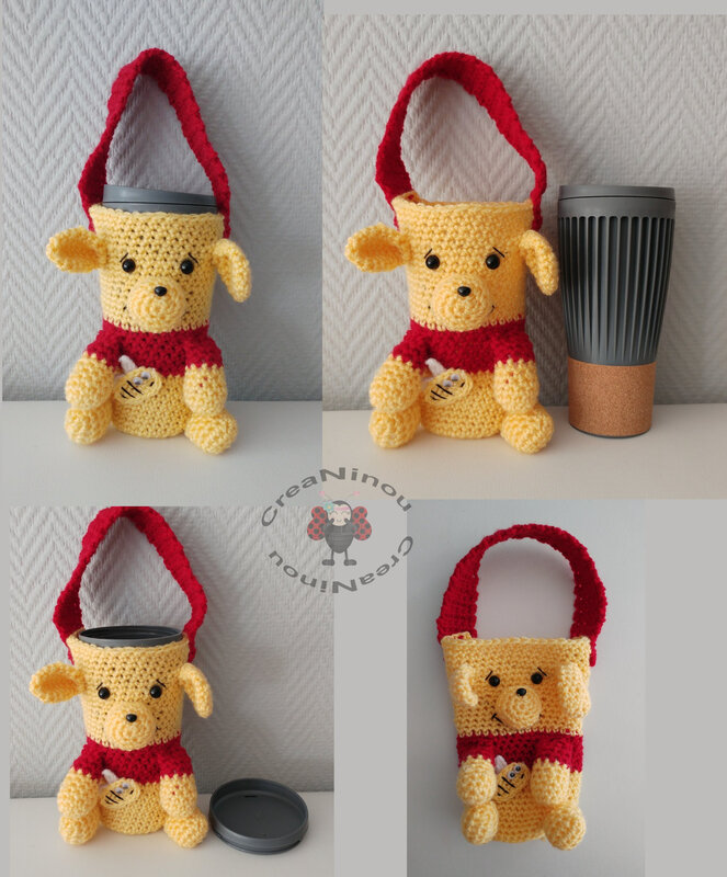 Yeti Bag Winnie Pooh A1