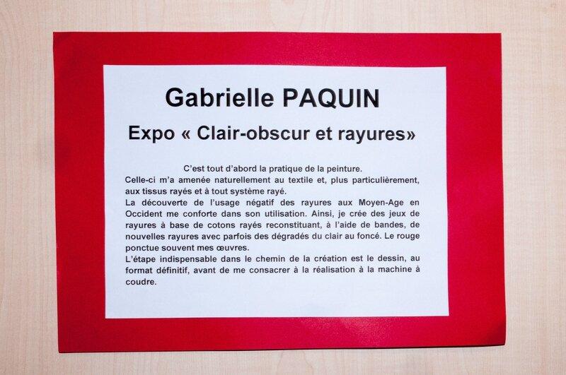 Gabrielle PAQUIN- Quilt en Sud 2015-00
