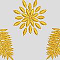 Fil d'or pour coussins de fêtes