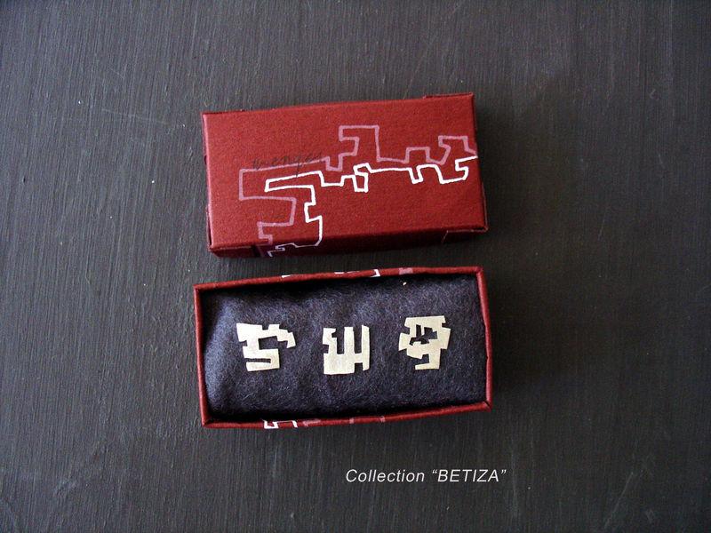 Collection Betiza, pièce unique