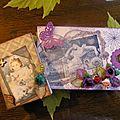 Carte d'Anniversaire pour la Maman de Pretty * 2011