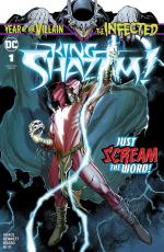 rebirth the infected king shazam