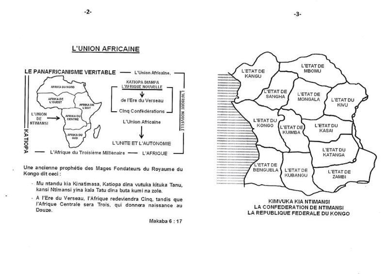 VIVE LA REPUBLIQUE FEDERALE DU CONGO b