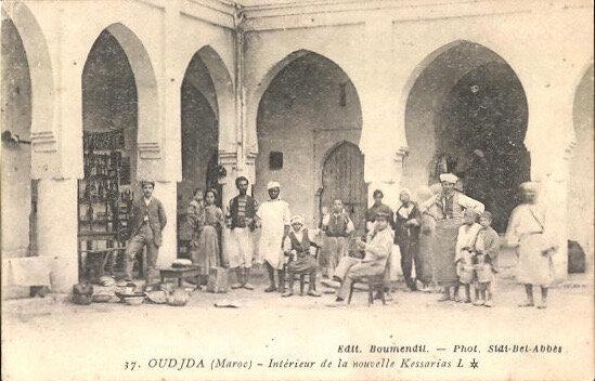 Boumendil-Oudjda-37-Interieur-de-la-nouvelle-Kessarias 2