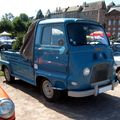 Renault estafette baché de 1965 01