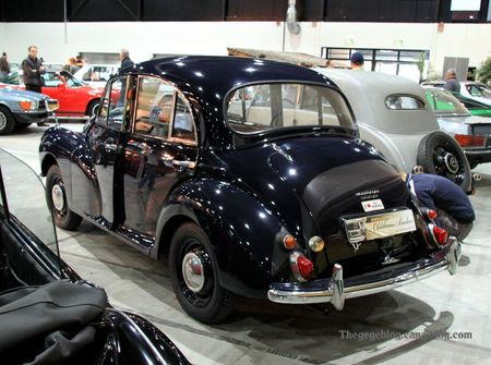Morris minor 1000 de 1958 (RegioMotoClassica 2010) 02
