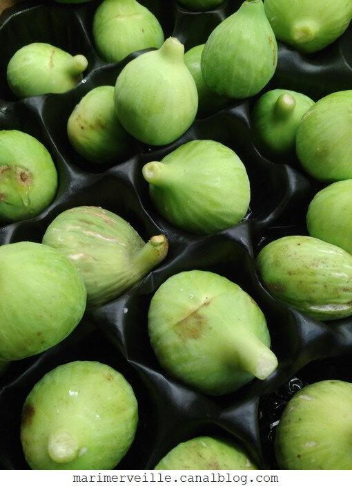 récolte de figues Octobre 2 - Blog Marimerveille