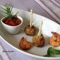 Croquettes de crevettes en sauce epicee pour l'avc # 16 de ôdélices