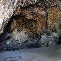 La grotte des eaux douces