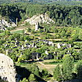 Janovas, belvédère (Espagne)