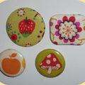Badges-Magnets