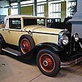 Graham paige model 621 roadster 1929
