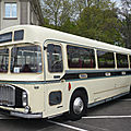 111 - Europaïsches Oldtimer-Bus Treffen à Speyer 22 avril 2017